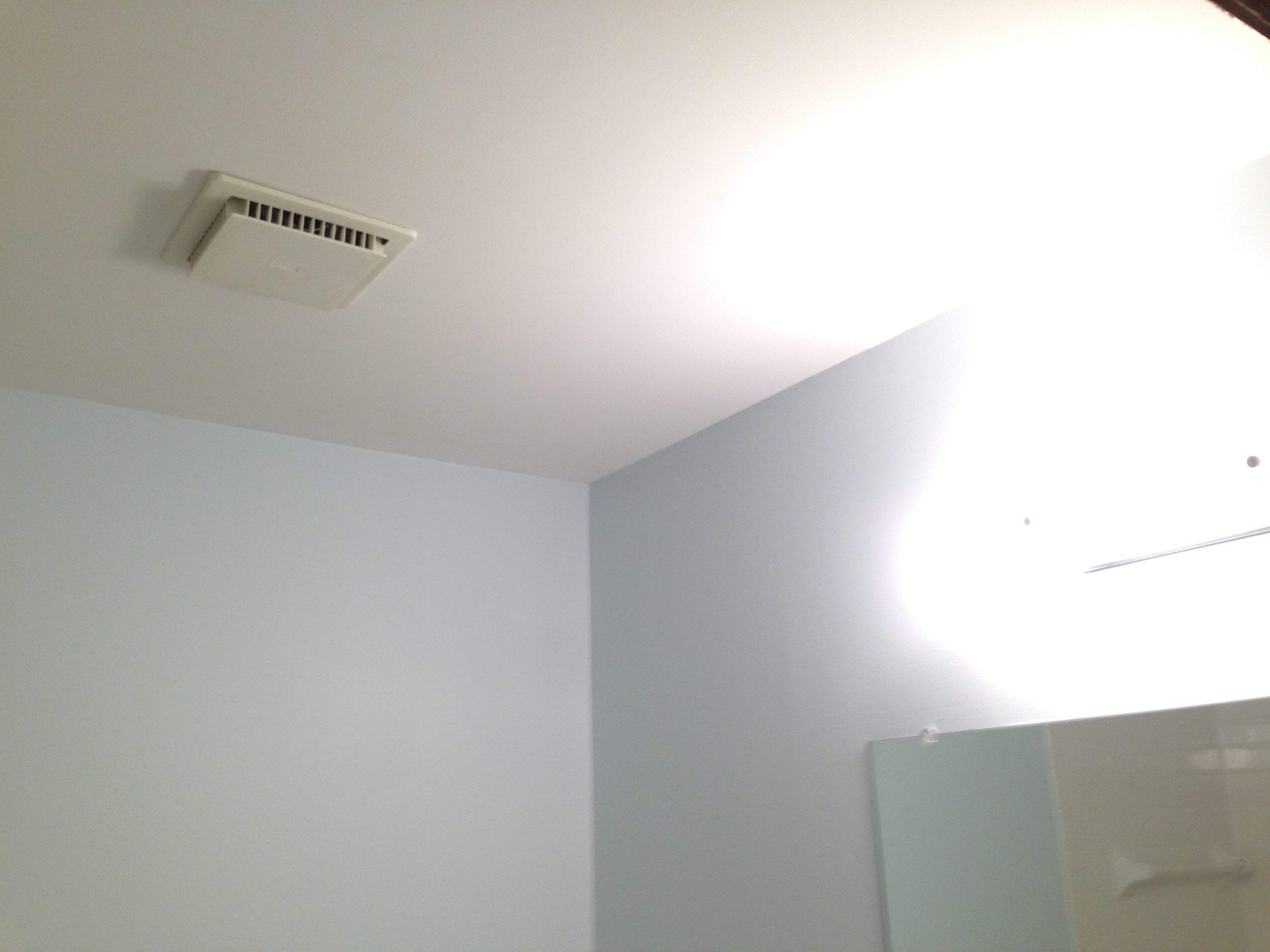 Transform Your Popcorn Ceiling - Admire the Hue Painting in ...